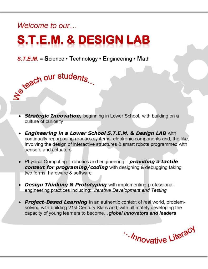 Welcome_STEM_Design_Lab